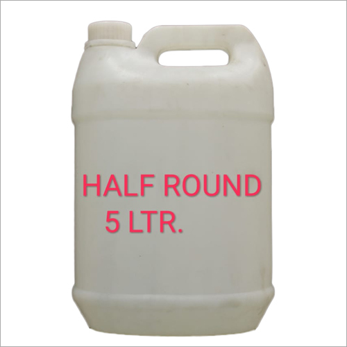 5 Ltr Half Round Jerry Can