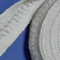 Ceramic Fiber Ladder Tape, Ss Wire Reinforced