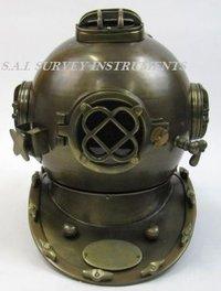 Diving Helmet Antique Nautical Divers Helmet Marine Diving Helmet Collectible Gift