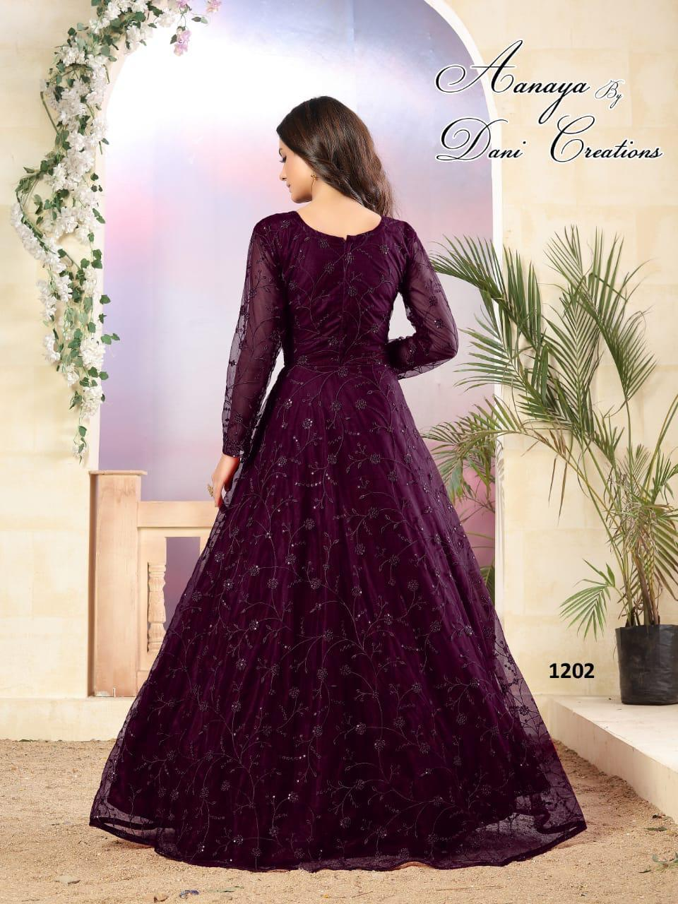 ladies gown