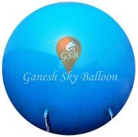 Advertising Sky Balloon Delhi
