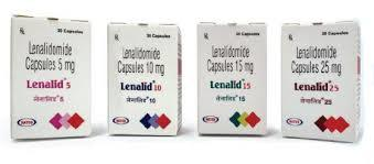 Lenalid Lenalidomide Capsules