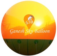 Election Advertising Sky Balloon
