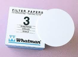 Labcare Export Filter Papers
