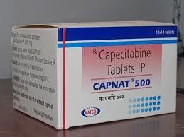 Capnat 500mg Tablets