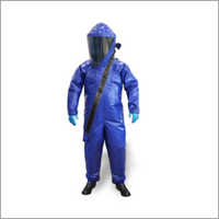 Isolating Coverall With Forced Air Supply For Work With Especially Hazardous Infections Of III-IV Risk Groups