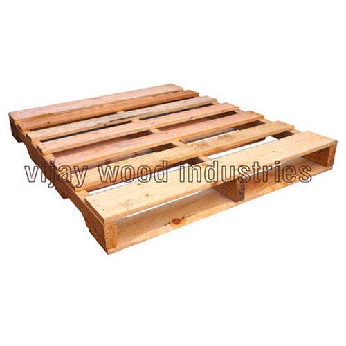 Rectangular GMA Wooden Pallet