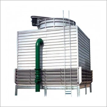 Square Cooling Towers Application: Industrial