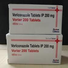 Vorier Voriconazole Tablet
