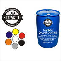 Lacquer Colour Coating Chemical