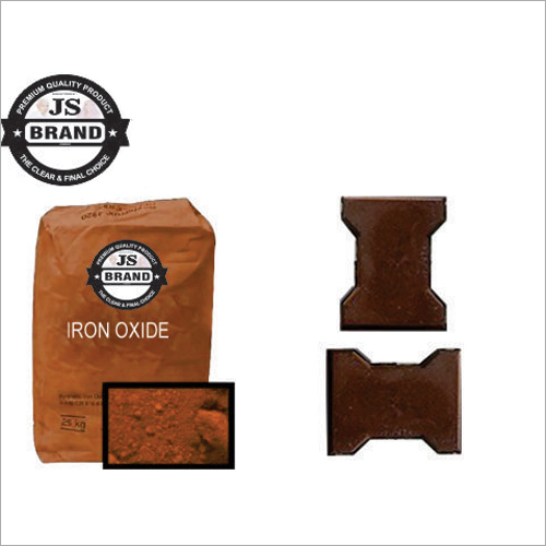Iron Oxide Brown Color