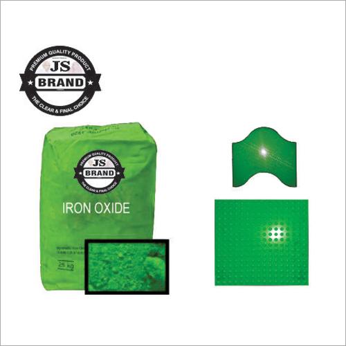 25 kg Iron Oxide Green Color