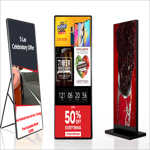 LED Standee Solutions