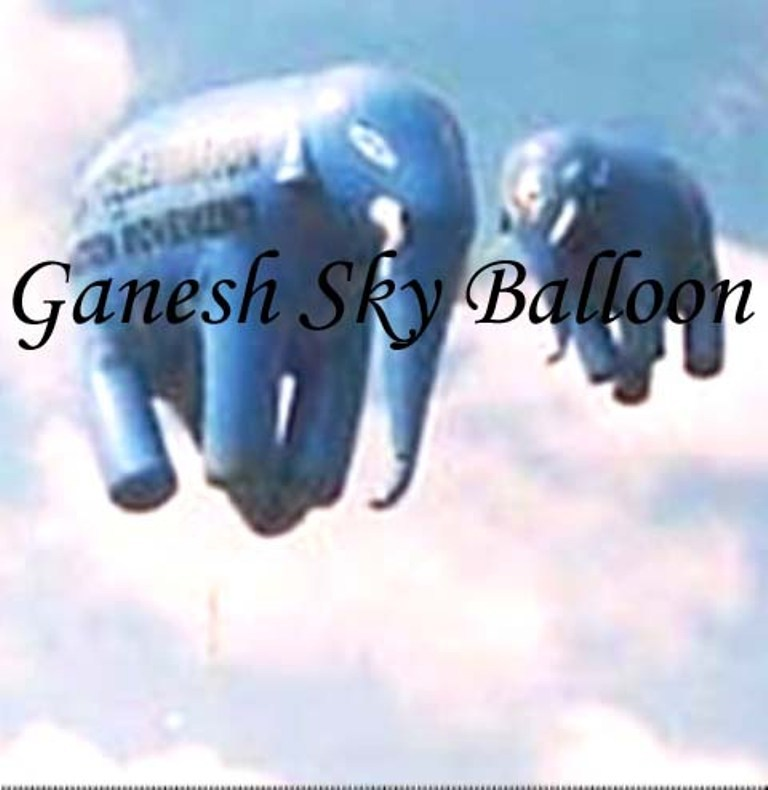 NDMC Promotional Sky Balloon