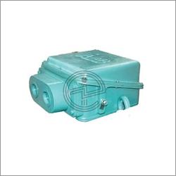 Electric Motor Terminal Box