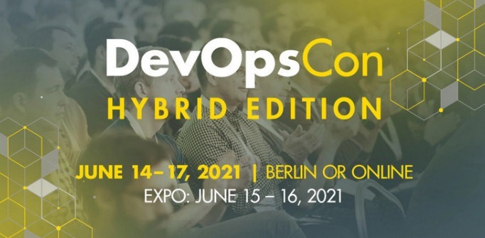 DevOpsCon Berlin 2021 - Hybrid Edition