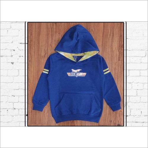 Boy's Hooded Fleece Sweatshirts