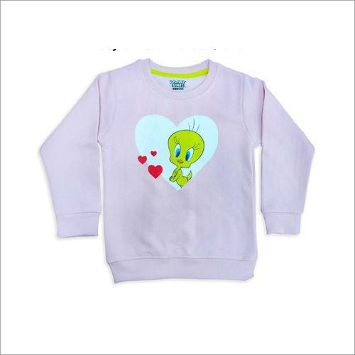 Girl's Fleece Sweatshirts
