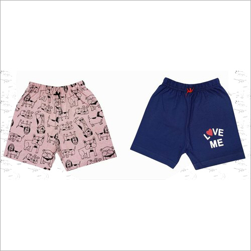Boy's Cotton Shorts