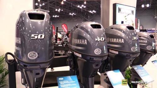 Brand New Yamaha 300hp 4 Stroke Outboard Engine