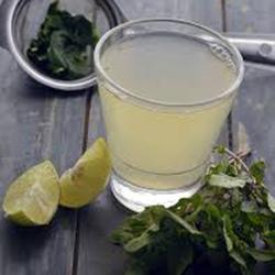 Lemon Tulsi Tea