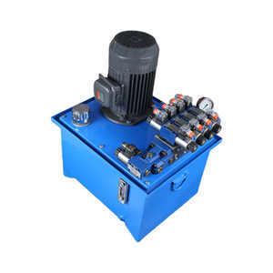 Dual Funtion Hydraulic Power Pack