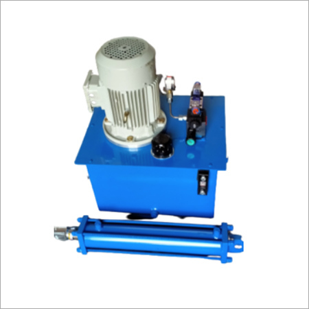 Power Pack Set with Tie Rod Cylinder