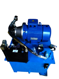 Textile Machinery Hydraulic Power Pack System