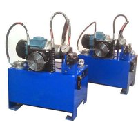 Cnc Machine Hydraulic Power Pack