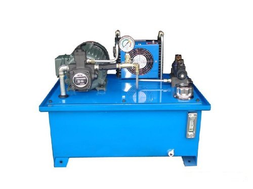Hydraulic Power Pack With Cooler