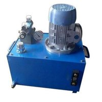 Single Phase Hydraulic Power Pack
