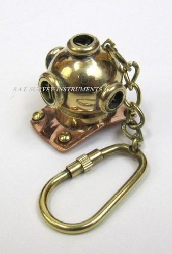 Diving Helmet Key Ring Key chain