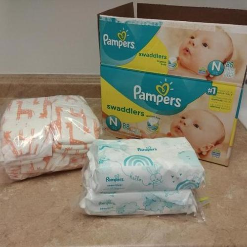 Baby Diapers and Baby Nappies