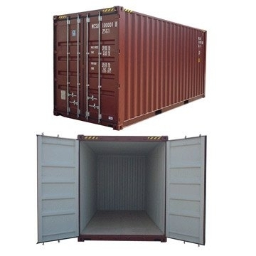 20ft 40ft 40HC Used Empty Container Shipping Container Used Container