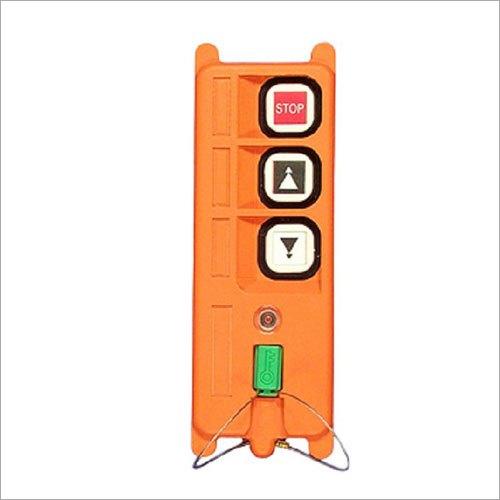 Push Button Overhead Crane Remote Control