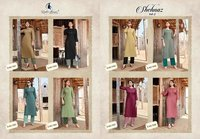 Shehnaz Vol 2 Ladies Rayon Dobby Kurtis With Pant