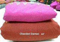 Chanderi Daman