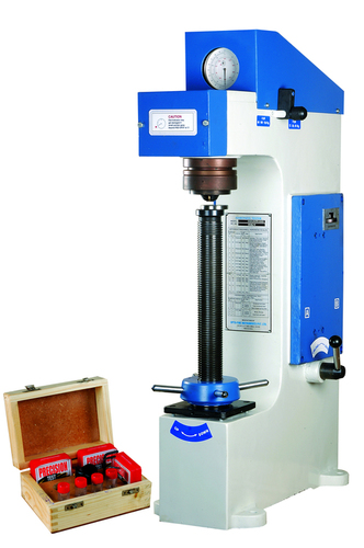Rockwell Cum Superficial Hardness Tester