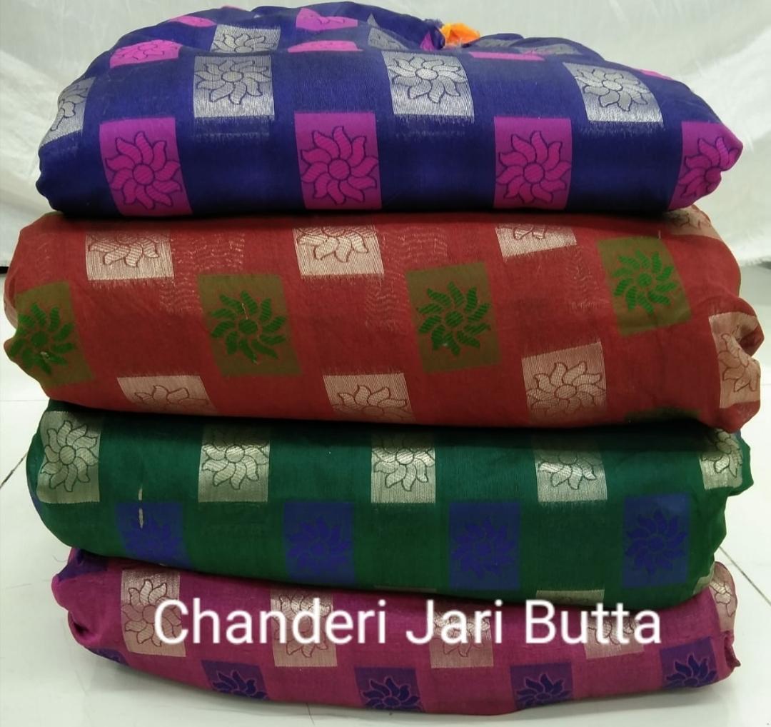 Chanderi Jari Butta