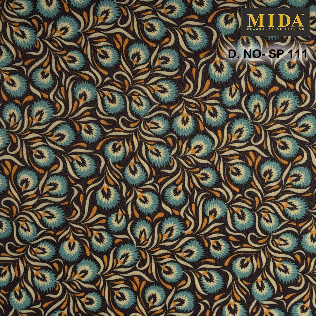 Best Digital Printed Satin Fabrics