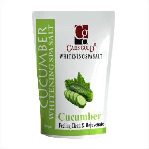 Cucumber Whitening Spa Salt