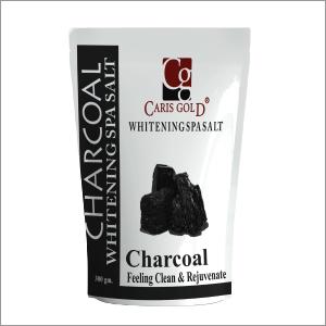 Charcoal Whitening Spa Salt