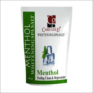 Menthol Whitening Spa Salt