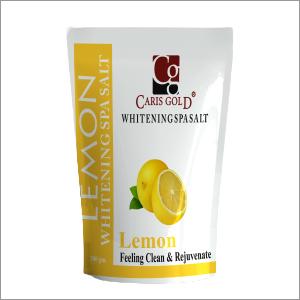 Lemon Whitening Spa Salt