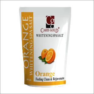 Orange Whitening Spa Salt