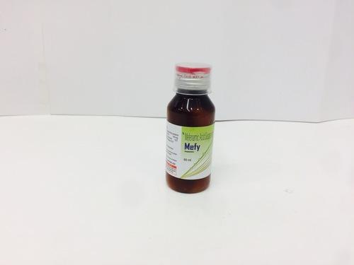 Mefenamic Acid 100mg/5 ml
