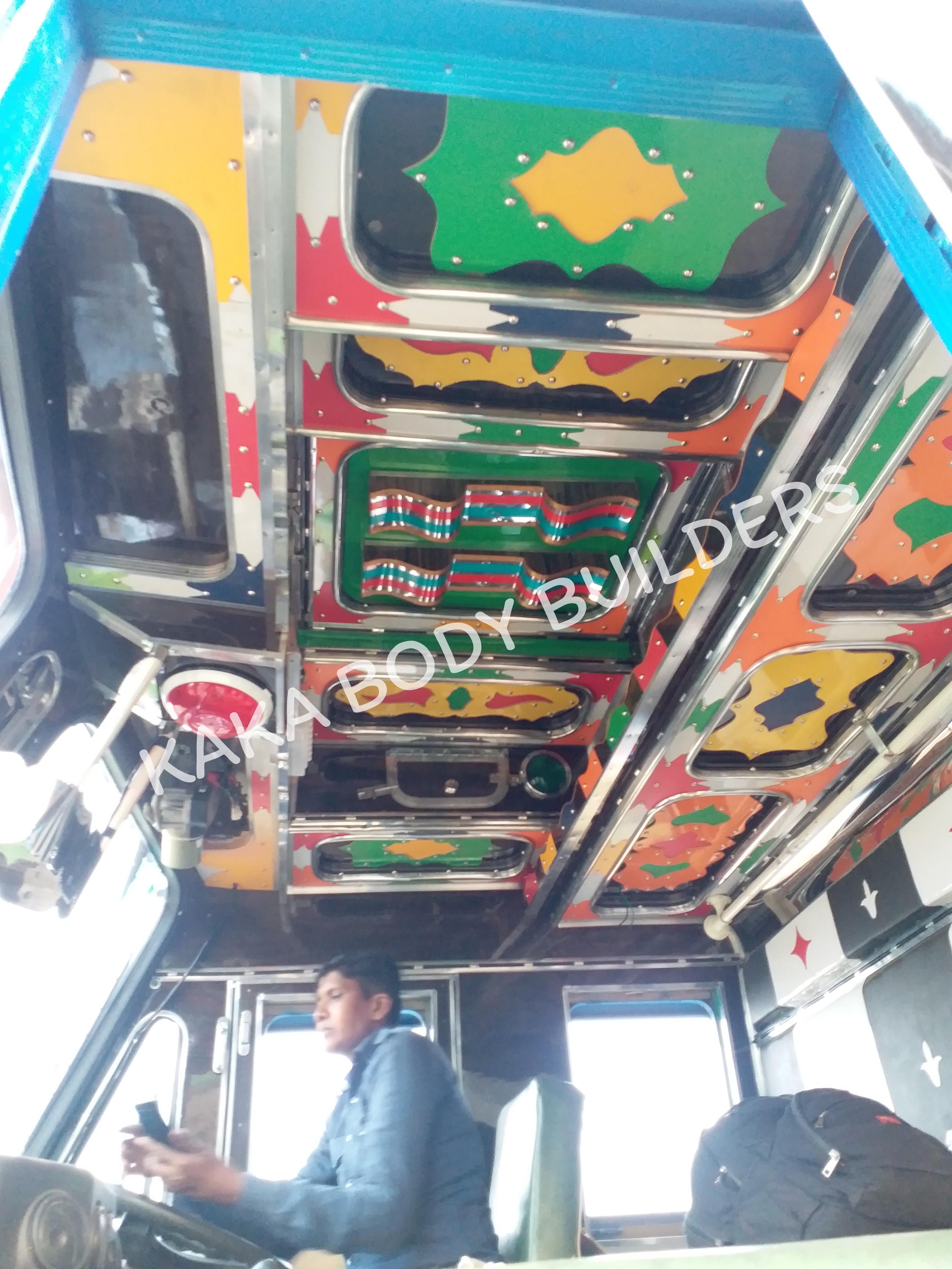 Tata Truck Cabin