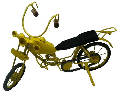Wrought Iron Bycycle Toy For Kids & Decoration Items