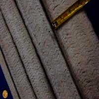 Ceramic Fiber Rectangular Braided Rope