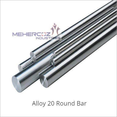Alloy 20 Round Bar